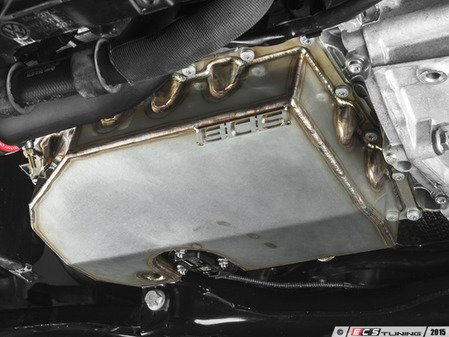 ES#3098866 - 008012ECS01 - ECS Tuning Stainless Steel Oil Pan - Must have protection -- Increase oil capacity up to 1.5 Liters with our 11 gauge thick, T304 Stainless, Hand Fabricated, TIG Welded Oil Pan! - ECS - Volkswagen