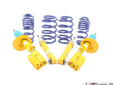 ES#3149313 - E53CUPKT - Sport Cup Kit - H&R and Bilstein - Add confidence-inspiring sure-footedness with Bilstein B6 Heavy Duty dampers and H&R Sport springs - Assembled By ECS - BMW