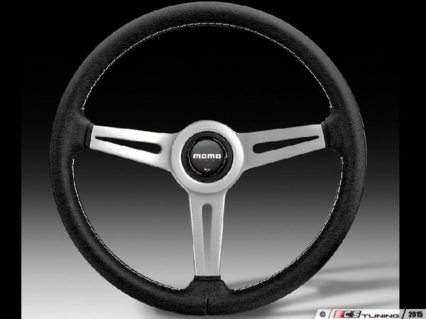 Momo Ret36bk2s Momo Retro Steering Wheel 360mm