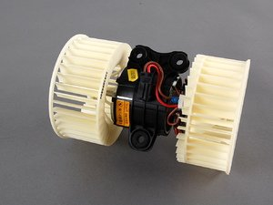 ES#177360 - 64118385558 - Blower Motor - Keep your climate control system functioning with this new blower motor - Genuine BMW - BMW