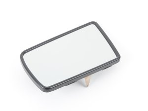 ES#3137299 - 2108100121 - Mirror Glass - Left (Driver) Side - For vehicles with auto-dimming mirrors - ULO - Mercedes Benz