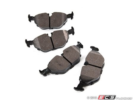 ES#11551 - hb227f.630 - Rear HPS Performance Pad Set - One of the best-selling all around brake pads - Hawk - BMW