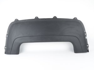 ES#88405 - 51178227297 - Convertible Top Lid - Schwarz/Black - This is the lid that covers the convertible top when it is down. - Genuine BMW - BMW