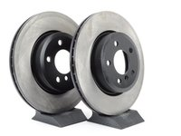 ES#2153923 - 40506022 - Front Brake Rotor - Pair (325x25) - Budget friendly rotors. - OP Parts - BMW