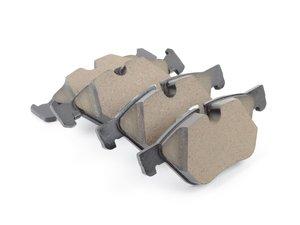 ES#3144760 - 34116872632 - Front Brake Pad Set - Genuine brake pads direct from BMW - Genuine BMW - BMW