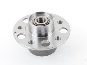ES#2814947 - 2303300325 - Front Wheel Bearing And Hub Assembly - Priced Each - Includes new bearings and seal - Hamburg Tech - Mercedes Benz