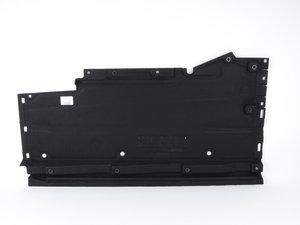 ES#2556810 - 8K0825207D - Side Underbody Liner - Left - Often damaged by improper jack placement - Genuine Volkswagen Audi - Audi