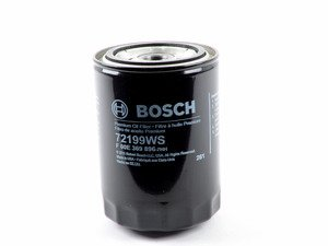 ES#3149763 - 068115561B - Oil Filter - Priced Each - 068115561B - Larger capacity oil filter - Bosch - Audi Volkswagen