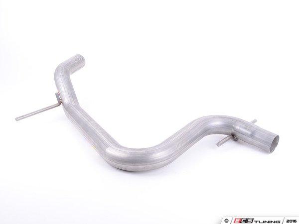 ES#3079843 - 6555000 - FSI/TSI Resonator Delete Pipe Kit - Increase sound and flow! - 42 Draft Designs - Volkswagen