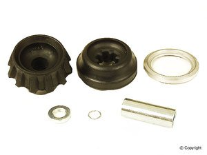 ES#11438 - sm5197 - Rear Upper Shock Mounting Kit-Priced Each Kit, (One Side) - Nice kit for all those little parts that sit on top of the rear shock - KYB - Volkswagen
