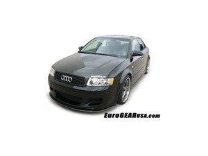 ES#3142806 - D2523S4 - Carbon Fiber Front Splitter - Delivers an unmatched combination of aggressiveness and luxury elegance - Deval - Audi