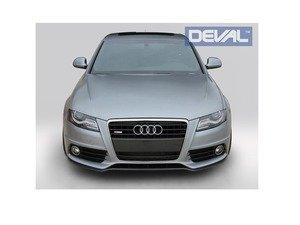 ES#3142808 - D28231 - Carbon Fiber Front Lip Spoiler - Delivers an unmatched combination of aggressiveness and luxury elegance - Deval - Audi