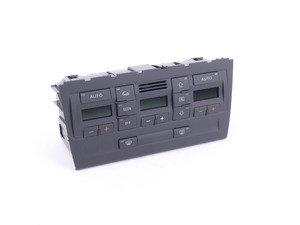 ES#438107 - 8E0820043AC5PR - Climate Control Panel - Soul (Black) - Restore control of the heat and a/c - Genuine Volkswagen Audi - Audi