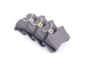 ES#3143440 - 1J0698451R - Rear Brake Pad Set - Replacement brake pads to restore your stopping power - Jurid - Audi Volkswagen