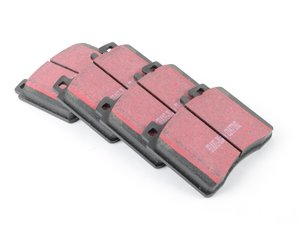 ES#522483 - UD689 - Front Ultimax Premium Pad Set  - General Replacement Brake Pads - EBC - Mercedes Benz