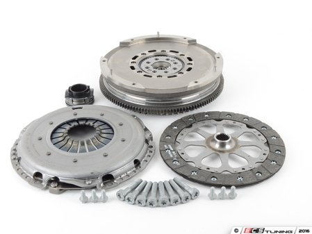 ES#3022414 - 99711691315kt1KT - Clutch & Flywheel Kit - Everything you need for a clutch & flywheel refresh - Assembled By ECS - Porsche