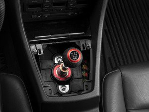 ES#3145389 - 009198ECS01KT - Ultimate Shift Kit - Includes the ECS Adjustable Short Throw Shifter paired with BFI's Heavy Weight SCHWARZ Shift Knob - ECS / BFI - Audi