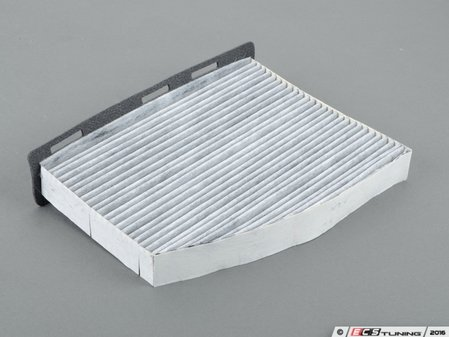 ES#3147548 - 1K1819653A - Charcoal Lined Cabin Filter / Fresh Air Filter - A commonly missed filter, used to filter incoming air into the cabin - Micronair - Audi Volkswagen