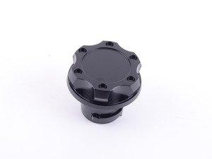 ES#3129734 - OC300900 - Oil Cap V2 Style - Black - Metal anodized finish oil cap - VMS Racing - MINI
