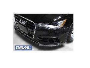 ES#3142817 - D40231 - Carbon Fiber Front Lip Spoiler  - Delivers an unmatched combination of aggressiveness and luxury elegance - Deval - Audi