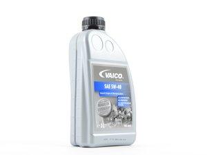 ES#2603012 - V60-0025 - Synthetic Engine Oil (5w-40) - 1 Liter - Meets Volkswagen & Audi 502.00 / 505.00 specification - Vaico - Audi Volkswagen Mercedes Benz