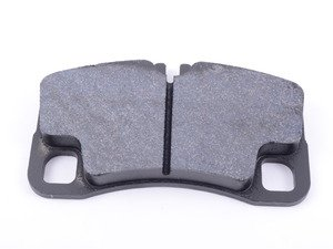 ES#2581425 - HB651U.624 - DTC-70 Brake Pad Set - Highest friction coefficient of any Hawk racing compound - Hawk - Porsche