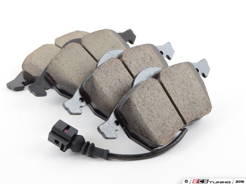 ECS News - Akebono Brake Pads for Your VW 337/20th