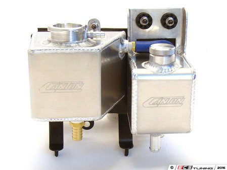 ES#3170082 - 3162625kt2KT - Expansion Tank / Power Steering Tank - Aluminum - Upgrade to Canton Racing on your MINI - Canton Racing - MINI