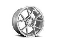 "ES#3170932 - R1381885434KT1 - 18"" KPS - Set Of Four - 18""x8.5"" ET45 5x112 - Brushed With Silver Lip - Rotiform - Audi Volkswagen"