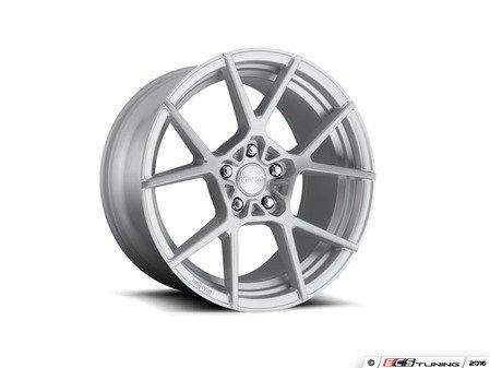 "ES#3170932 - R1381885434KT1 - 18"" KPS - Set Of Four - 18""x8.5"" ET45 5x112 - Brushed With Silver Lip - Rotiform - Audi Volkswagen"