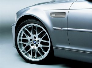 """ES#11535 - 2282895999KT - 19"""" Competition Wheel Set - Complete set of four, 19x8 ET47 & 19x9.5 ET27 CB 72.6mm. These are one of the lightest production 19"""" wheels that you can buy - Genuine BMW - BMW"""