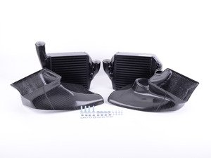 ES#3569343 - 200001006KT - Upgraded Intercooler Kit - Bigger intercoolers with carbon air ducts - Wagner Tuning - Audi