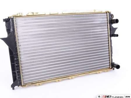 ES#3149772 - 4A0121251A - Radiator - Main engine coolant radiator - NRF B.V. - Audi