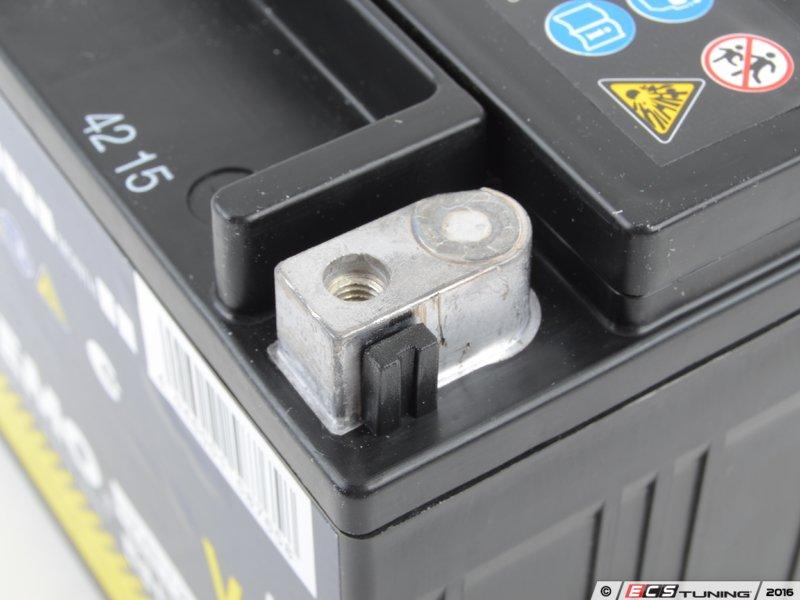 vemo 2115410001 starter battery agm start stop. Black Bedroom Furniture Sets. Home Design Ideas