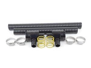 ES#2137063 - FMDVBM35-B - Forge Diverter Valves Kit - Black - Specifically designed for the BMW N54 twin turbo - Forge - BMW