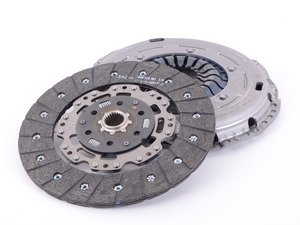 ES#2737395 - 06K141015B - Clutch kit - Pressure plate and friction disc - Genuine Volkswagen Audi - Volkswagen