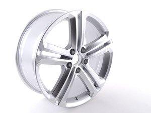 "ES#2796787 - 5K0601025P88Z - 18"" Mallory - Priced Each  - 18""x7.5"" ET51 5x112 - Brilliant Chrome - Genuine Volkswagen Audi - Volkswagen"