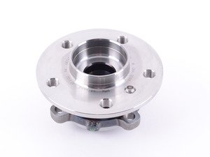 ES#2986989 - 31206874443 - Wheel Hub With Bearing Assembly - Front - Connects to the front axle carrier - Genuine BMW - MINI