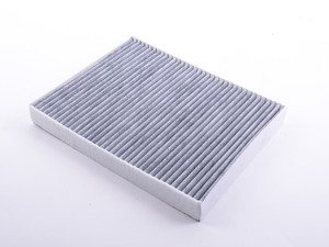 ES#3147606 - 7H0819631A - Charcoal Lined Cabin Filter / Fresh Air Filter - Filter the air coming into your vehicle. - Micronair - Audi Volkswagen