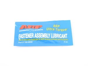 ES#3024184 - 100-9908 - ARP Ultra-Torque Assembly Lubricant (0.5oz) - Priced Each - ARP Ultra-Torque is the premier high performance engine fastener assembly lubricant on the market today! - ARP - Audi BMW Volkswagen Mercedes Benz MINI Porsche