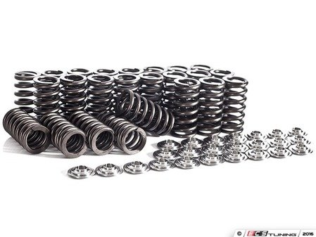 ES#2794239 - FER24vSRKIT - Ferrea Valve Spring And Retainer Kit - Includes all required springs and titanium retainers - Ferrea - Volkswagen