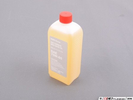 ES#2744419 - 83120445832 - Differential fluid - .5 liter  - For use in front and rear open differentials - Genuine BMW - BMW