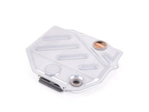 ES#2739170 - 1292770195 - Automatic Transmission Filter - Located inside of the transmission oil pan - Mann - Mercedes Benz