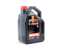 ES#2827056 - MK7TDIKT4 - Oil Service Kit - With ECS Magnetic Drain Plug - Includes Genuine oil filter and Motul 8100 X-Clean+ 5w-30 oil - Assembled By ECS - Audi Volkswagen