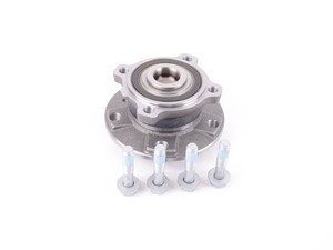 ES#2884247 - 31226750217 - Front Wheel Hub/Bearing Assembly - Priced Each - Includes Wheel Bearing - Vaico - BMW
