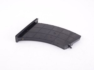 ES#85091 - 51168040504 - Left Dashboard Cup Holder Assembly - Black - Includes faceplate/cover - Genuine BMW - BMW