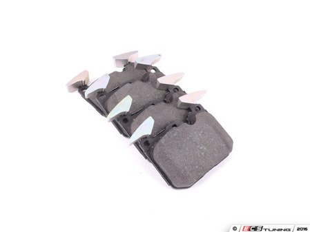 ES#2875399 - 34116859066 - Front Brake Pad Set - Quality aftermarket pads from Febi - Febi - BMW