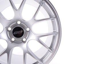 """ES#3034853 - EC71811ET44RS - APEX EC-7 18x11"""" ET44 Race Silver Wheel 23.35lbs -PROFILE 3  - APEX Wheels -"""