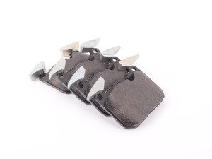 ES#3419565 - 34116859066 - Front Brake Pad Set - Quality brake pads from an original equipment supplier - Pagid - BMW