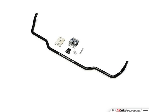 ES#3172549 - 034-402-1003 - 25.4mm Performance Solid Rear Sway Bar - Solid, adjustable and lubricated performance rear bar - 034Motorsport - Volkswagen